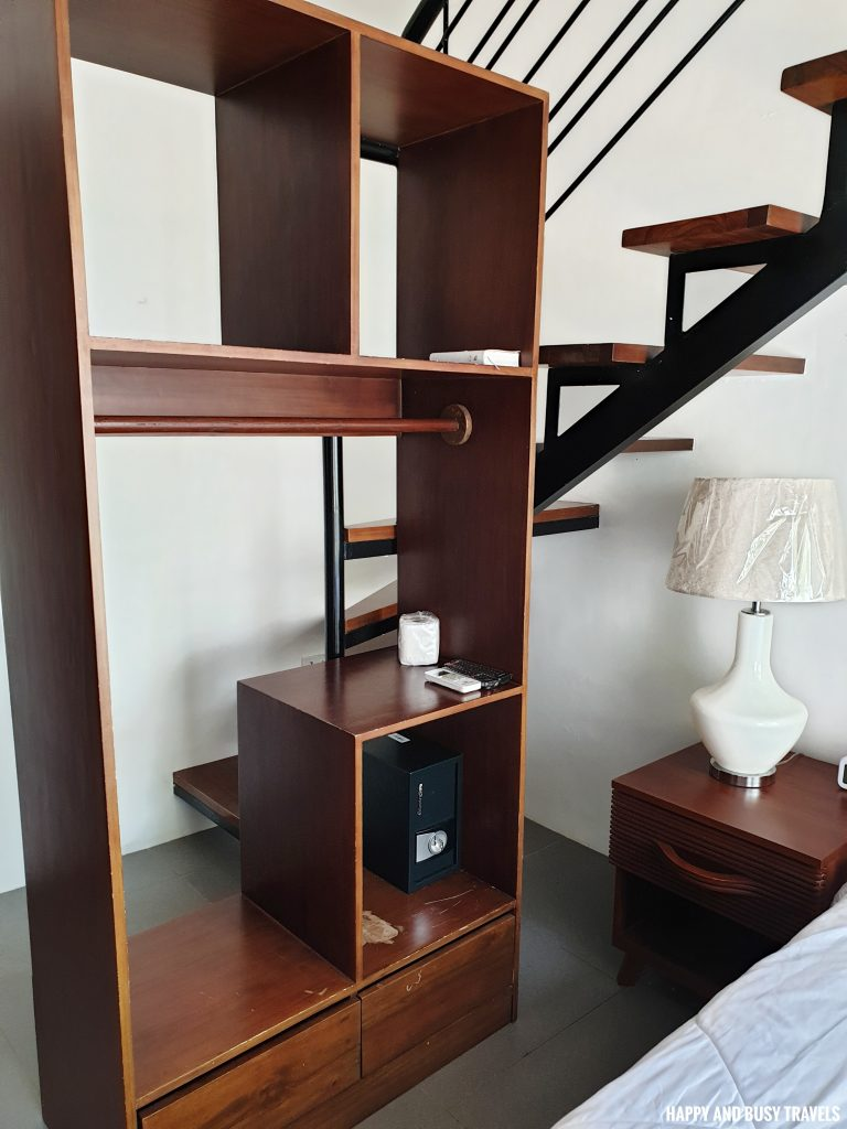 Baliraya Resort and Spa 27 - deluxe room cabinet - Happy and Busy Travels to Laguna