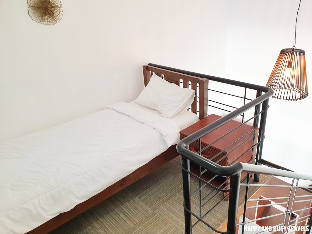 Baliraya Resort and Spa 29 - deluxe room second bed mezzanine - Happy and Busy Travels to Laguna