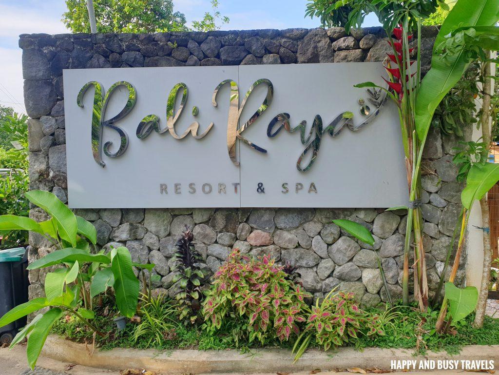 Baliraya Resort and Spa - entrance - Happy and Busy Travels to Laguna