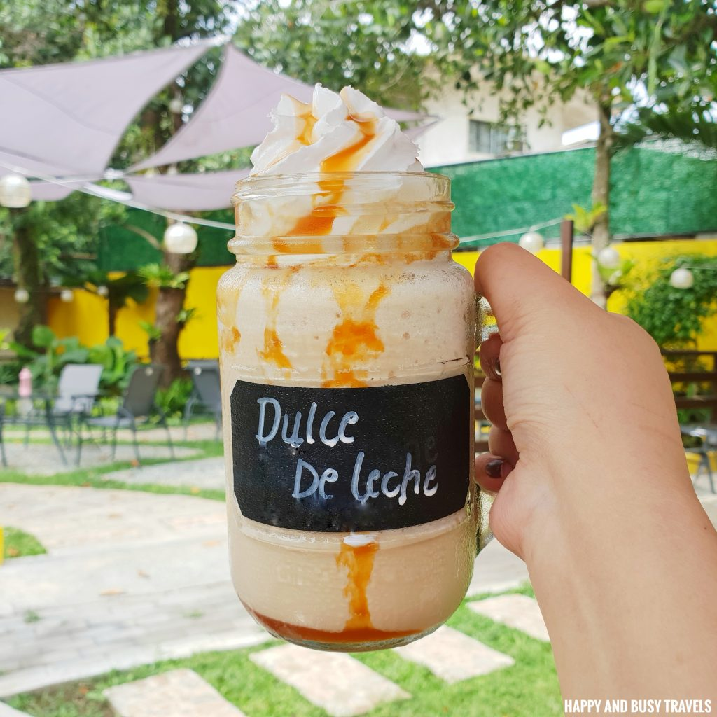 Dulce De LEche Marcus Cafe Villa Jovita - Happy and Busy Travels to Silang