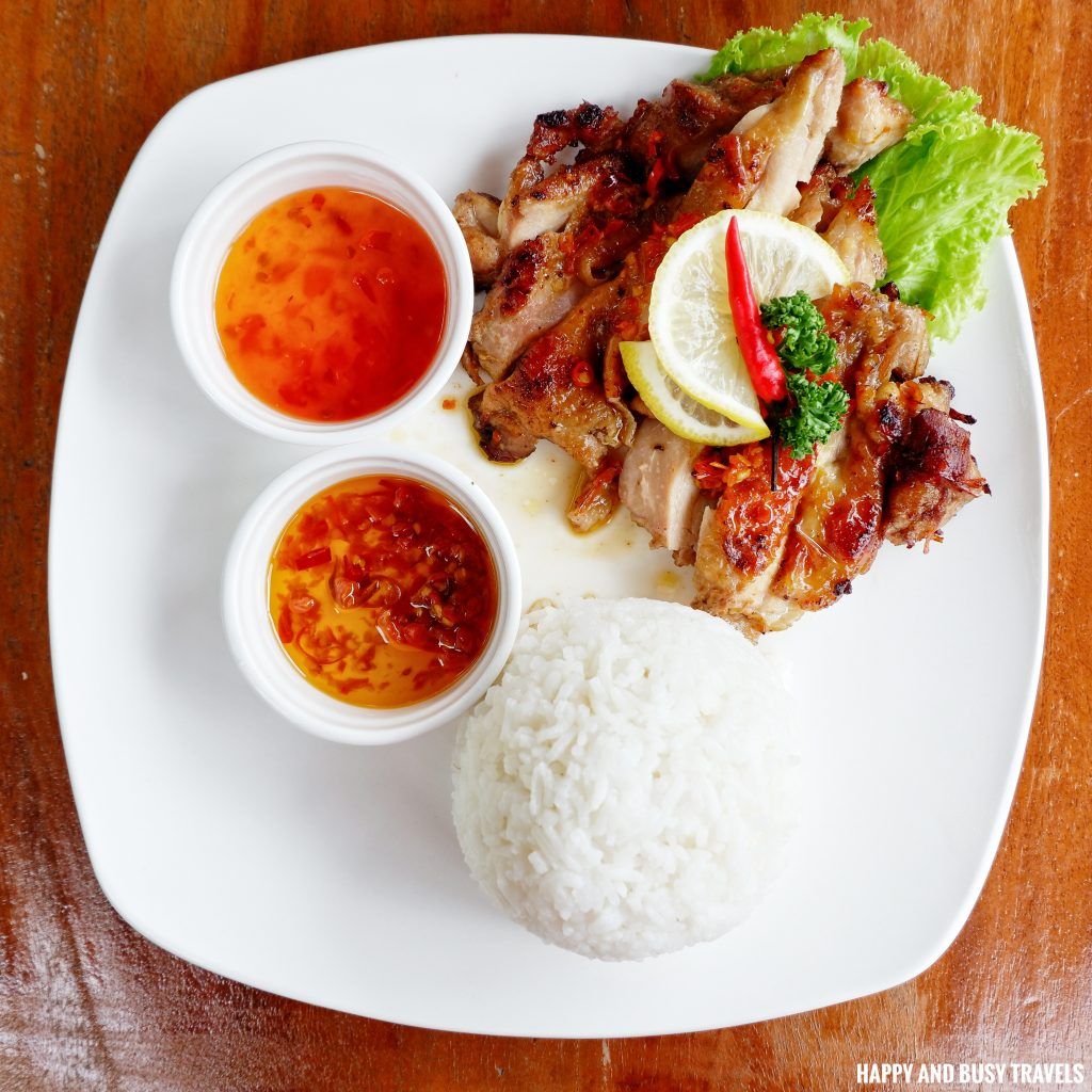 Chicken Hot Spicy Marcus Cafe Villa Jovita - Happy and Busy Travels to Silang