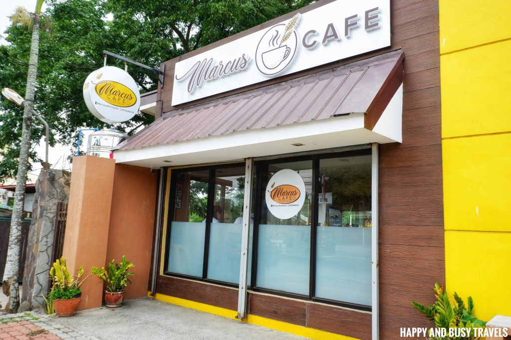 Marcus Cafe Villa Jovita - Happy and Busy Travels to Silang