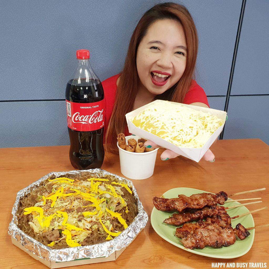 Taste of Joy pang handa food - Happy and Busy Travels