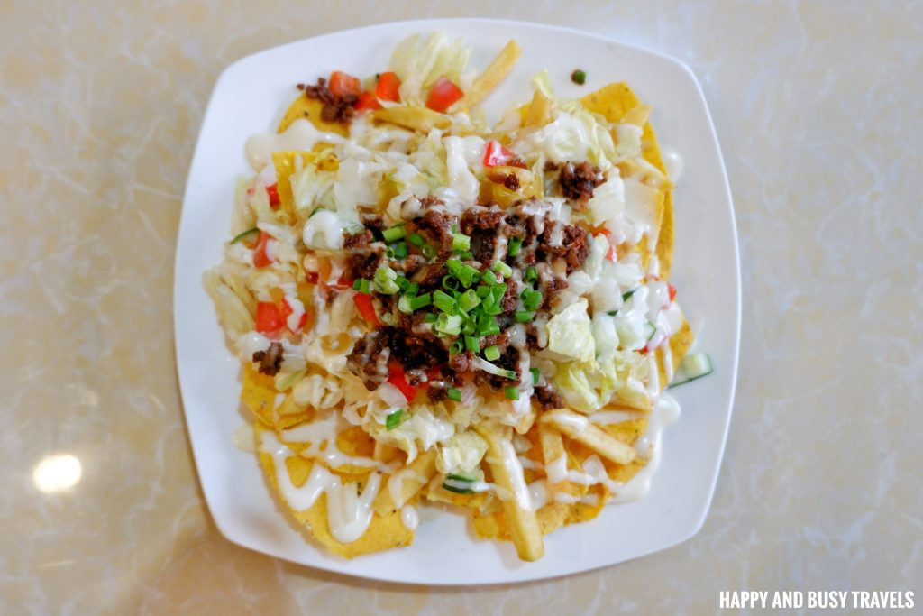Beef Tapa Nachos Clementes Cuisine - Happy and Busy Travels Where to eat in Lipa Batangas