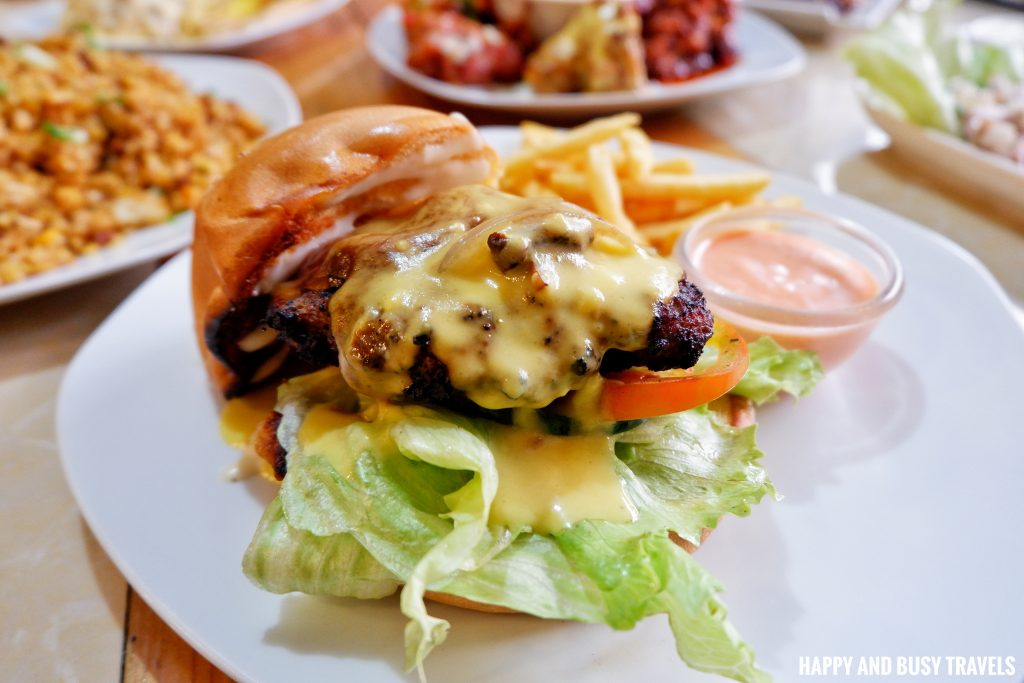 Ka Emens Burger Clementes Cuisine - Happy and Busy Travels Where to eat in Lipa Batangas