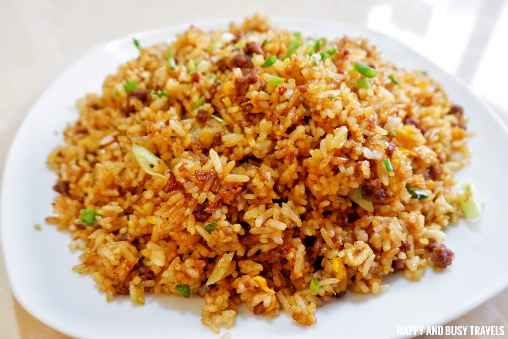 Minced Beef Rice Clementes Cuisine - Happy and Busy Travels Where to eat in Lipa Batangas