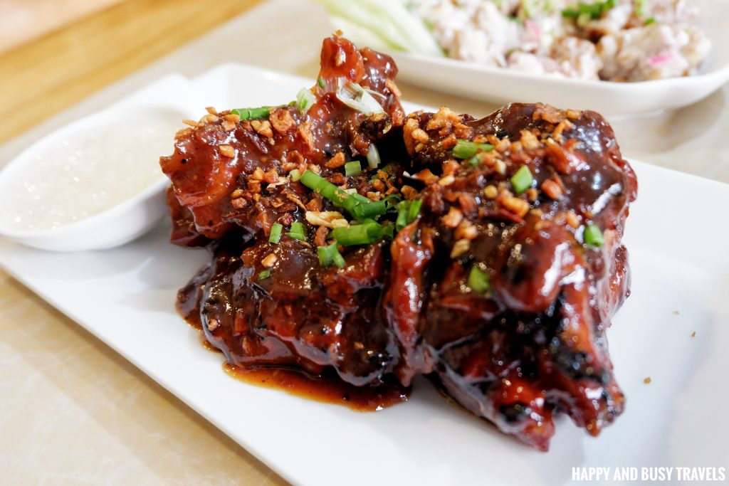 Baby Back Ribs Clementes Cuisine - Happy and Busy Travels Where to eat in Lipa Batangas