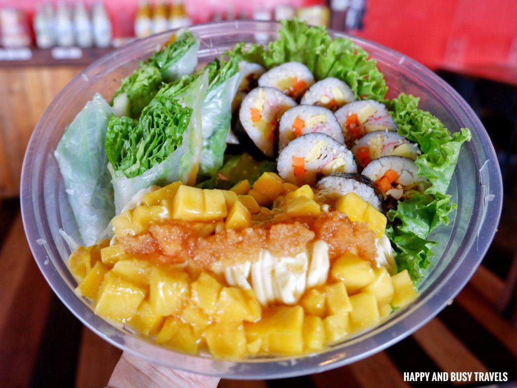 Healthree Options Gyup home of pan asian cuisine samgyup shabu shabu - Happy and Busy Travels to Dasmarinas Cavite