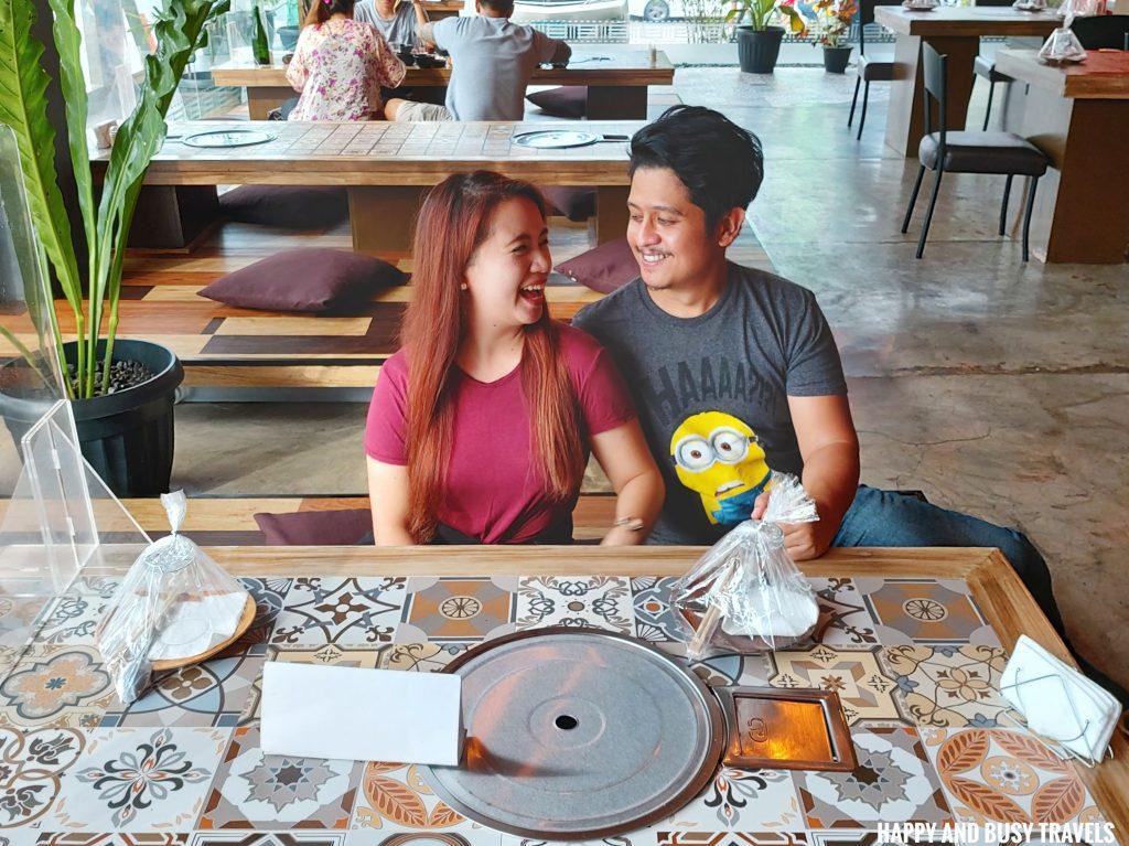Gyup home of pan asian cuisine samgyup shabu shabu - Happy and Busy Travels to Dasmarinas Cavite