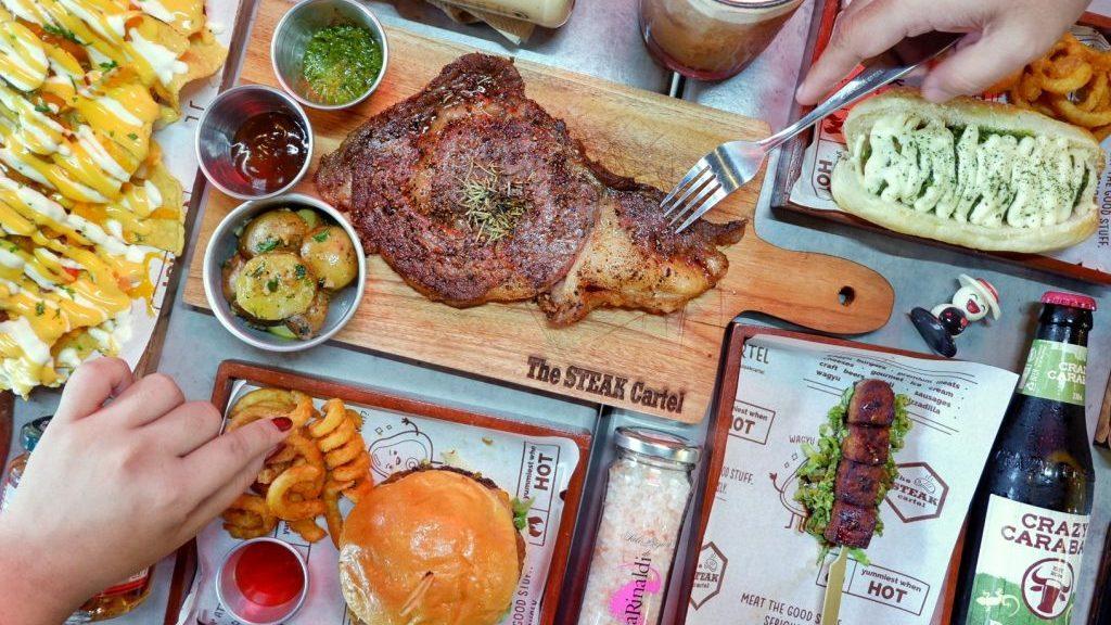 The Steak Cartel Calamba Laguna - Happy and Busy Travels
