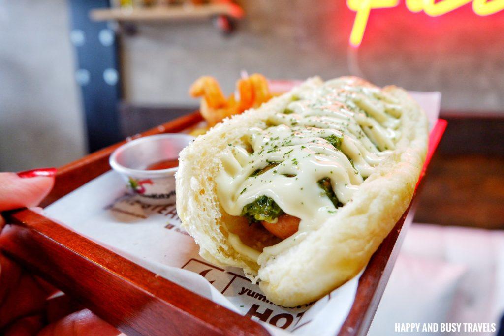 Hola Amigo Hotdog Bun The Steak Cartel Calamba Laguna - Happy and Busy Travels