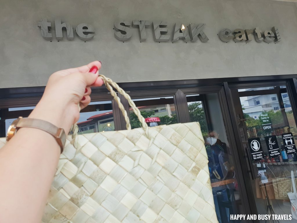 bayong take out The Steak Cartel Calamba Laguna - Happy and Busy Travels