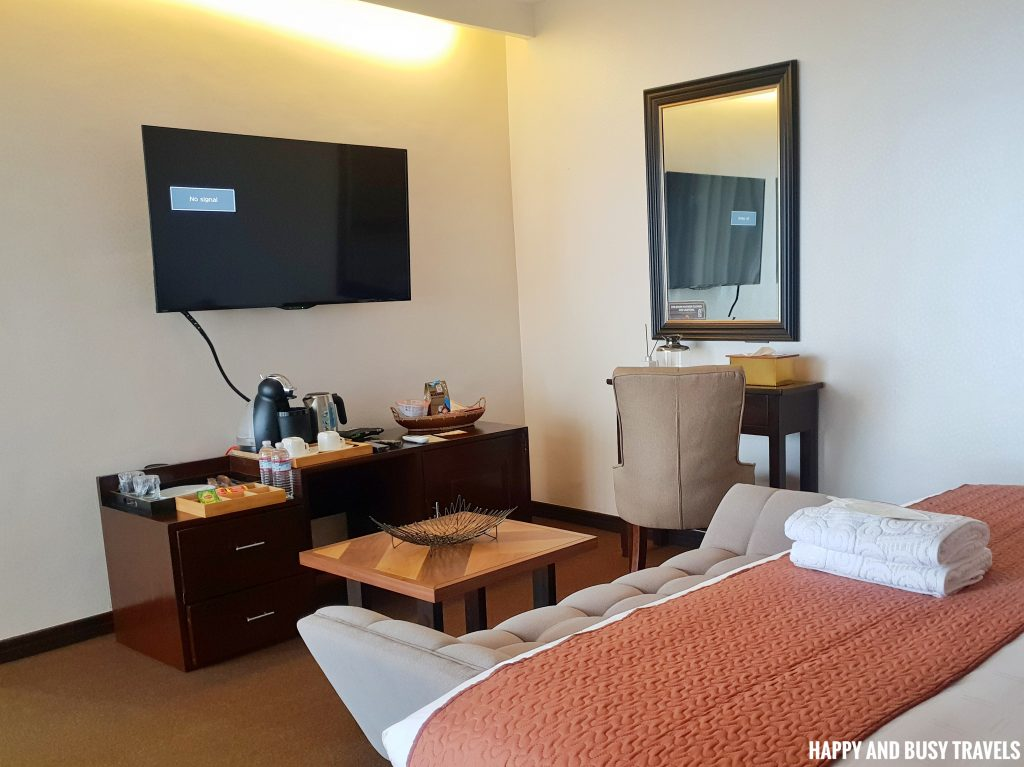 Deluxe room Amega Hotel - Happy and Busy Travels Where to stay in Tagaytay