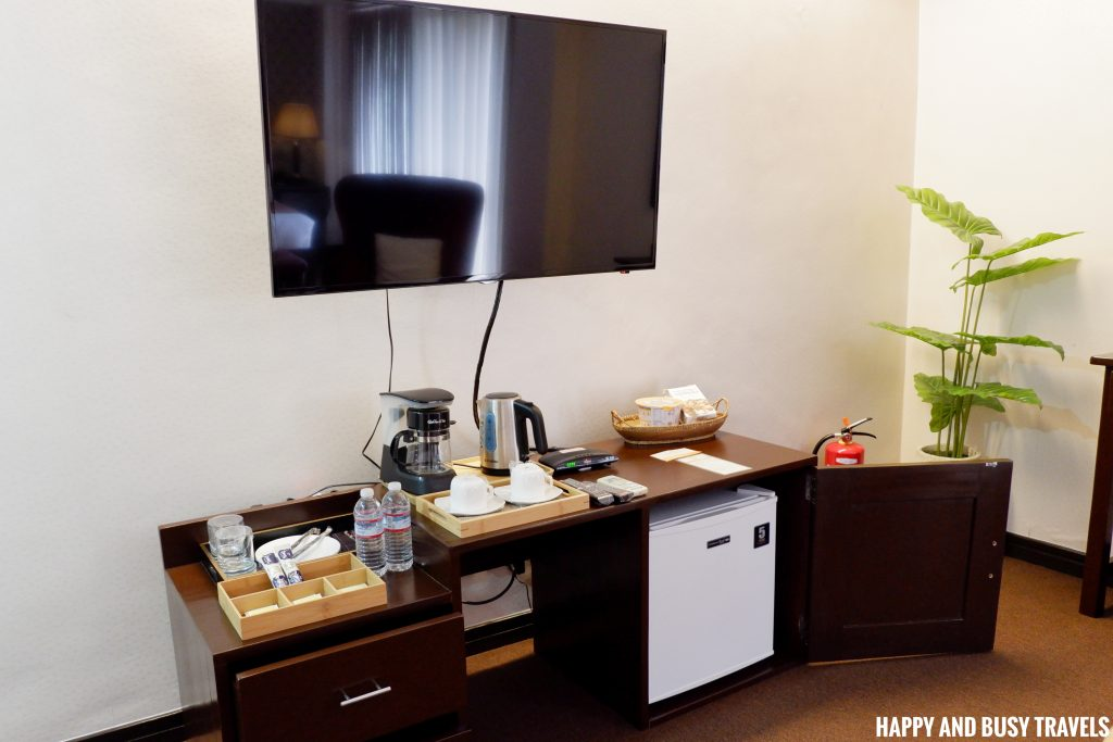 Premiere Deluxe Room road view Amega Hotel - Happy and Busy Travels Where to stay in Tagaytay