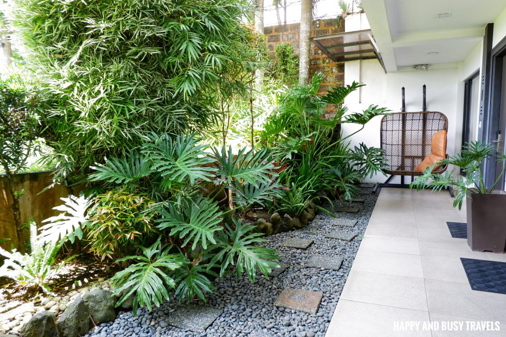 Deluxe Room garden view Amega Hotel - Happy and Busy Travels Where to stay in Tagaytay