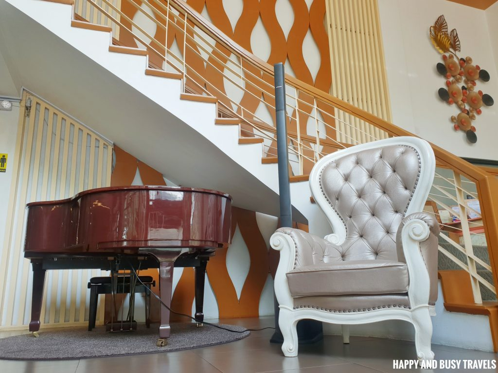 lobby Amega Hotel - Happy and Busy Travels Where to stay in Tagaytay