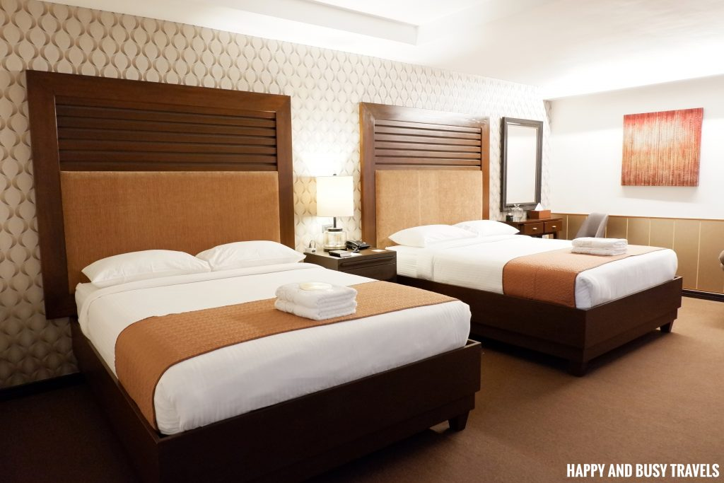 Premiere Superior family room Amega Hotel - Happy and Busy Travels Where to stay in Tagaytay