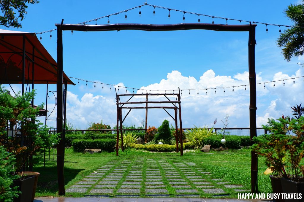 garden events area Amega Hotel - Happy and Busy Travels Where to stay in Tagaytay