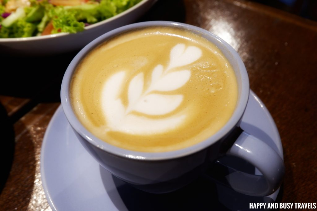 Cappuccino Brewista Cafe Lipa - Happy and Busy Travels Batangas
