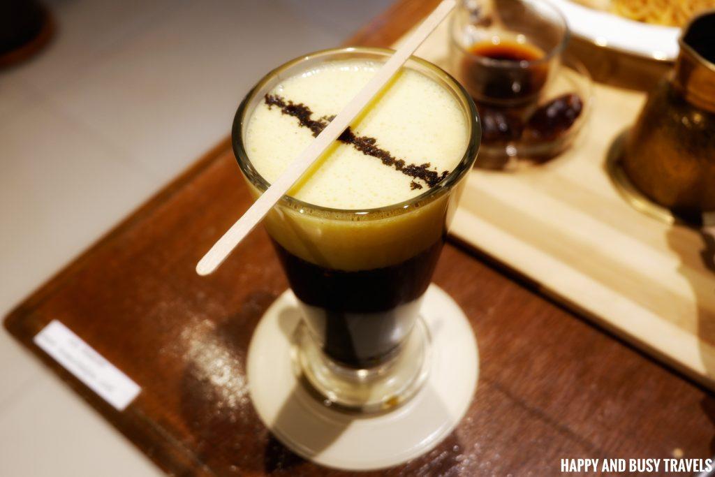 Iced Barako Fluffy Brewista Cafe Lipa - Happy and Busy Travels Batangas