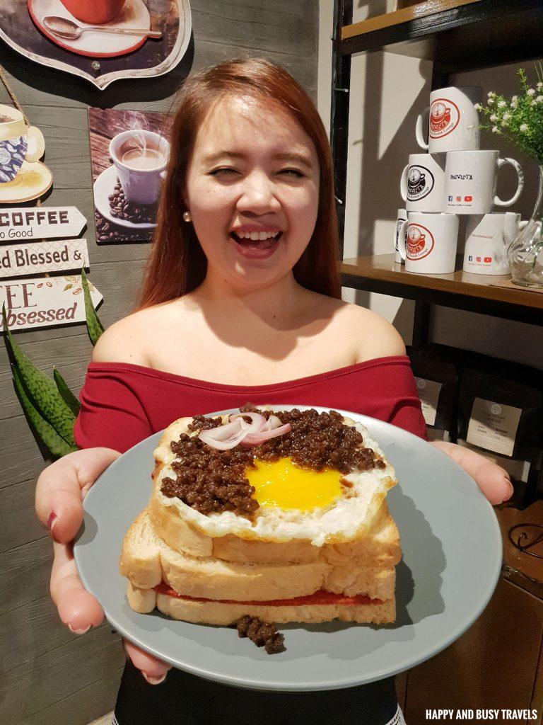 Club Brewistawich Brewista Cafe Lipa - Happy and Busy Travels Batangas