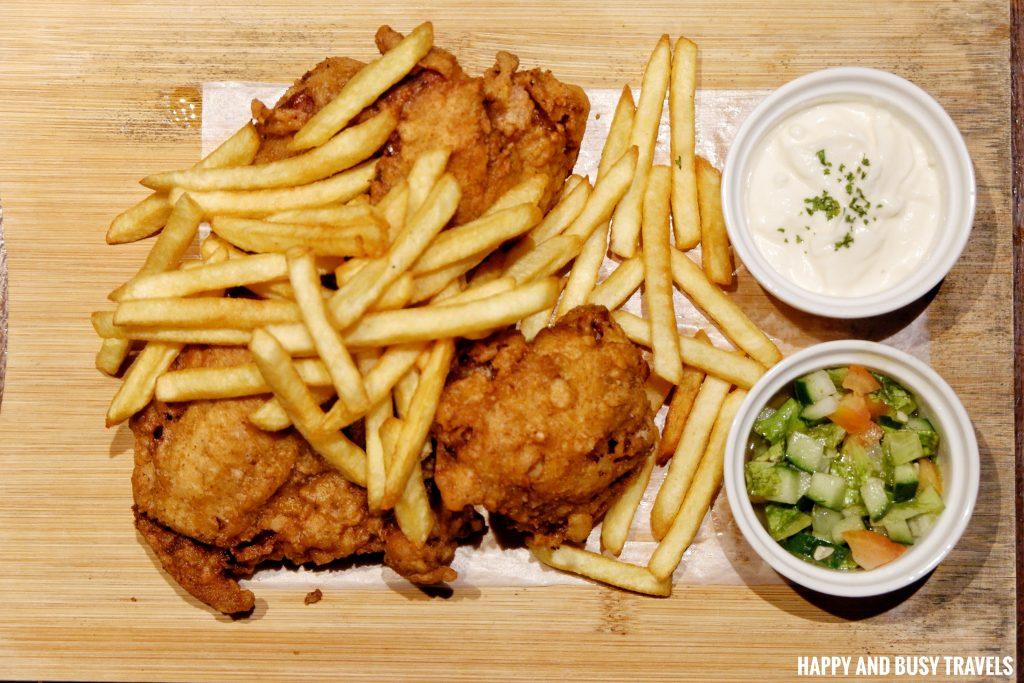Broastec Chicken Brewista Cafe Lipa - Happy and Busy Travels Batangas