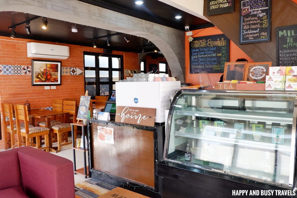 Brewista Cafe Lipa - Happy and Busy Travels Batangas