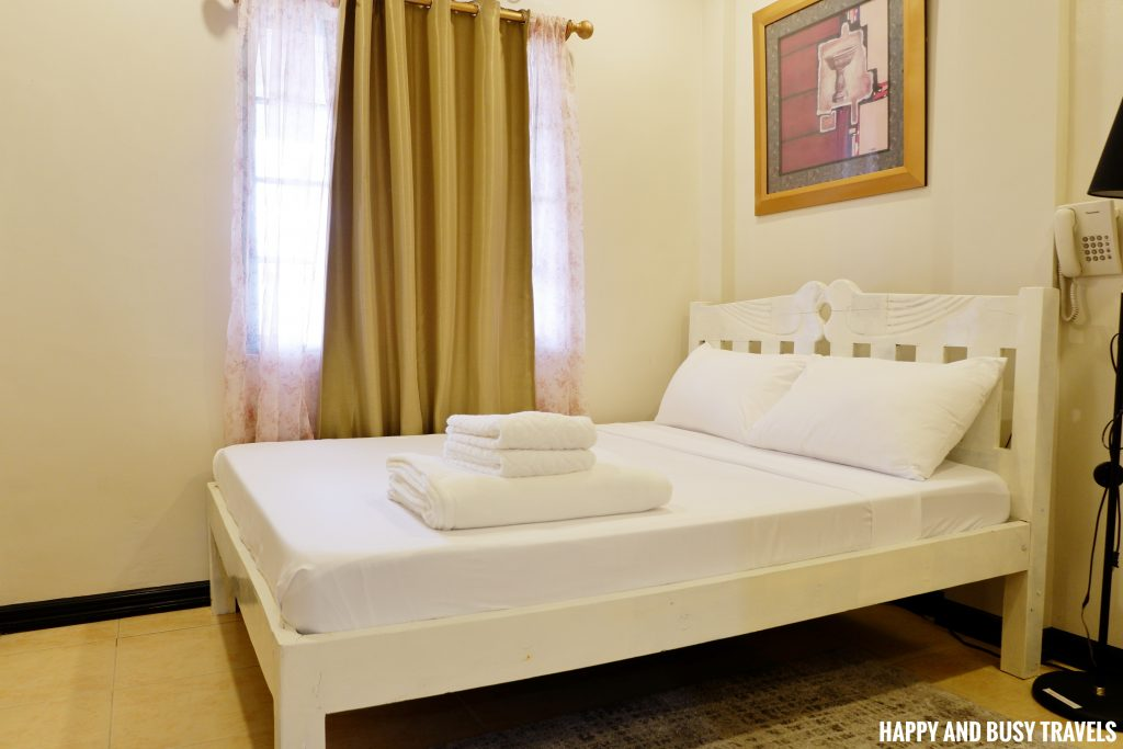 bed standard room Casa Amega Happy and Busy Travels to Tagaytay