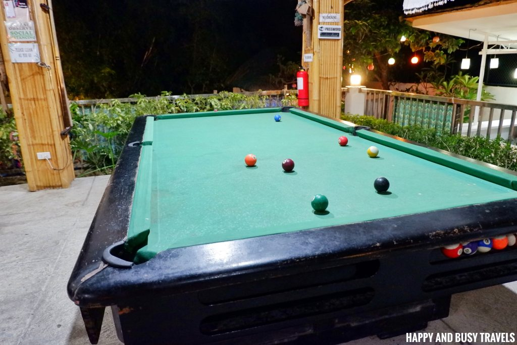 pool table Casa Carlita Resort and Events Place - Happy and Busy Travels Lipa Batangas
