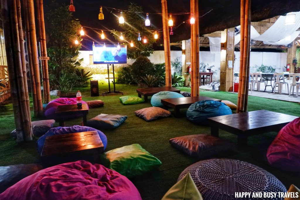chill area netflix garden Casa Carlita Resort and Events Place - Happy and Busy Travels Lipa Batangas
