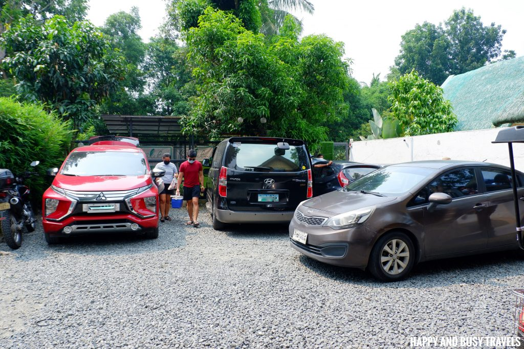 parking area Casa Carlita Resort and Events Place - Happy and Busy Travels Lipa Batangas