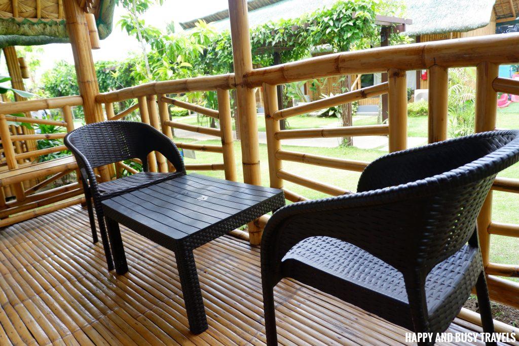villa balcony Casa Carlita Resort and Events Place - Happy and Busy Travels Lipa Batangas