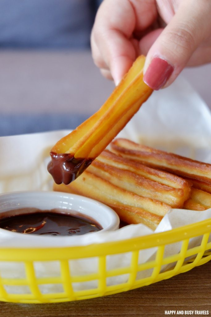 Churros Daisuki Lancaster - Happy and Busy Travels to Cavite