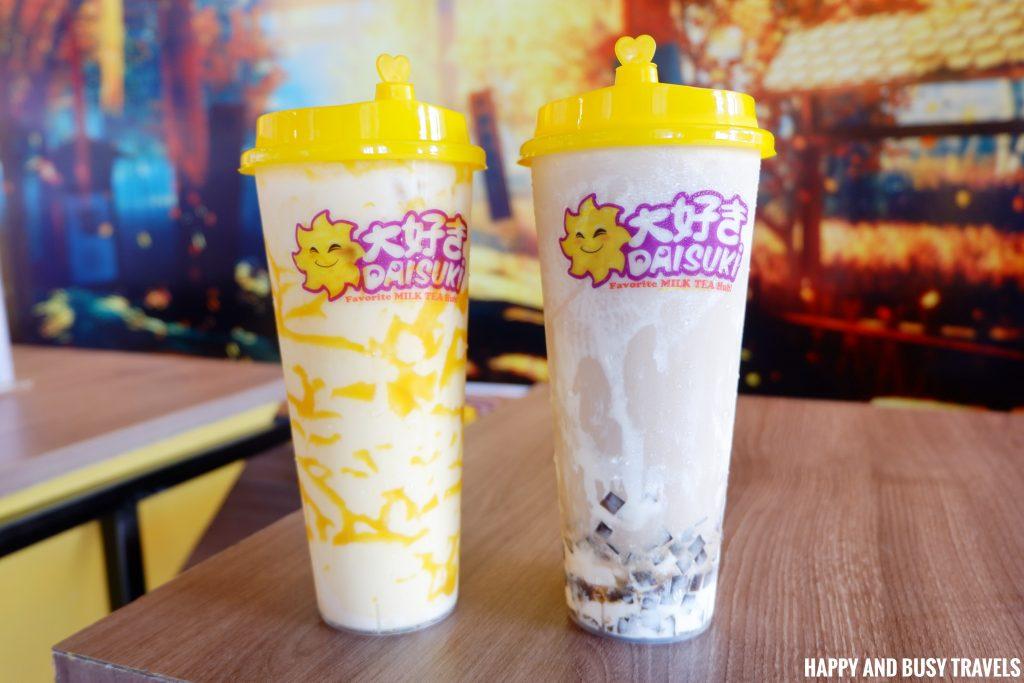 Cheesy Miruki Mango Cream cheese Okinawa Daisuki Lancaster - Happy and Busy Travels to Cavite