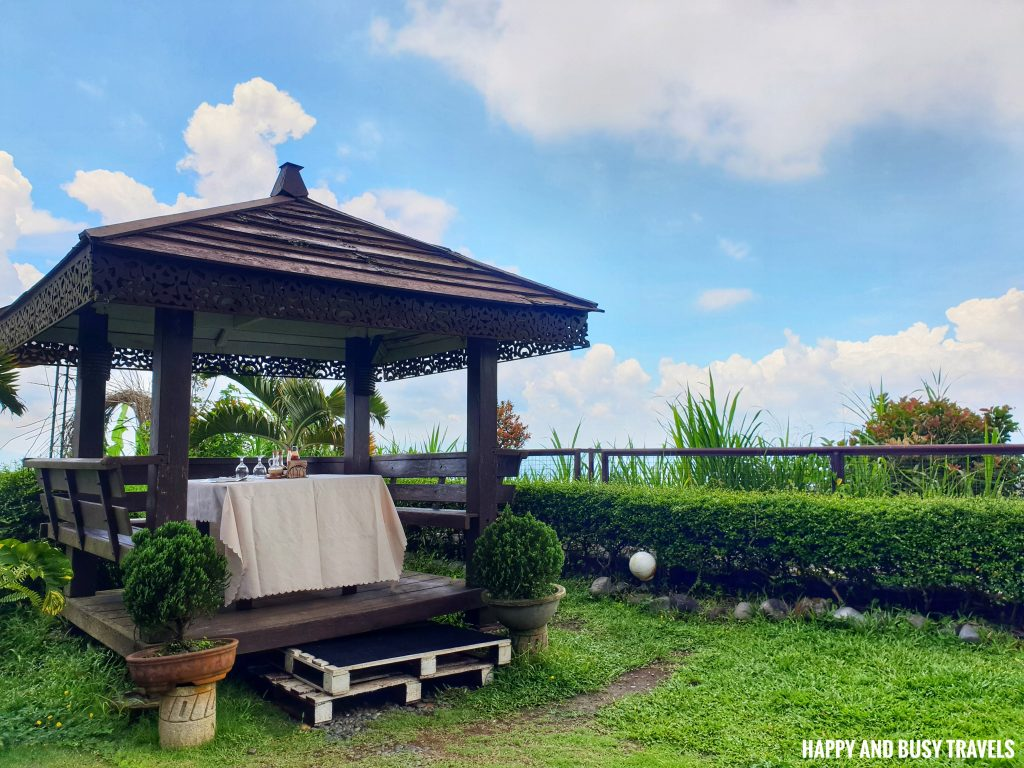 alfresco Guadas Bistro - Happy and Busy Travels Where to eat in Tagaytay