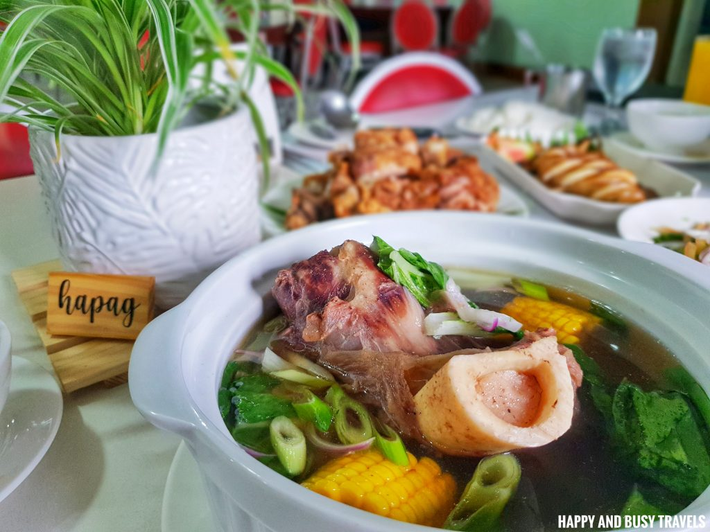 Bulalo Hapag Filipino Restaurant - Happy and Busy Travels to Lipa Batangas