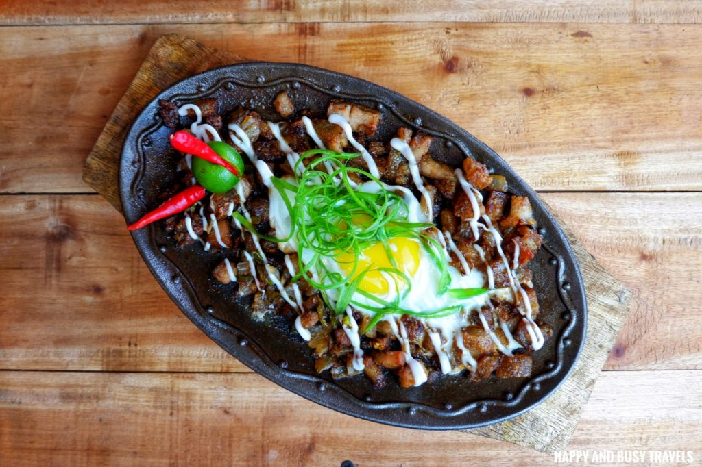 Sizzling Pork Sisig Jump Off Bar and Grill Ph - Happy and Busy Travels to Cavite