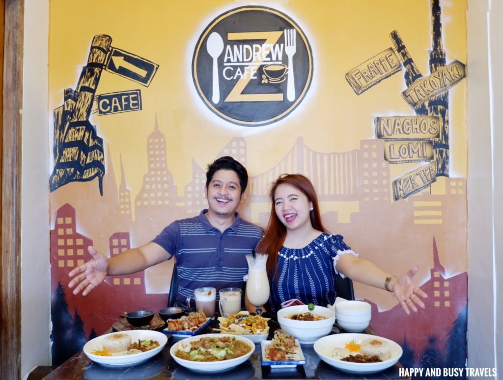 AndrewZ Cafe - Happy and Busy Travels Silang Cavite Where to eat in Cavite
