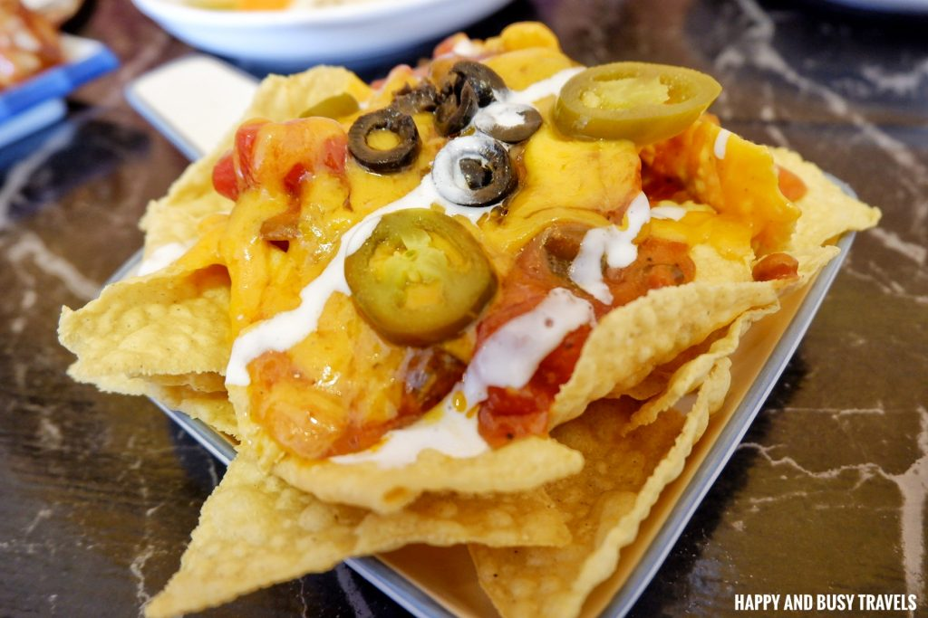 nachos AndrewZ Cafe - Happy and Busy Travels Silang Cavite Where to eat in Cavite
