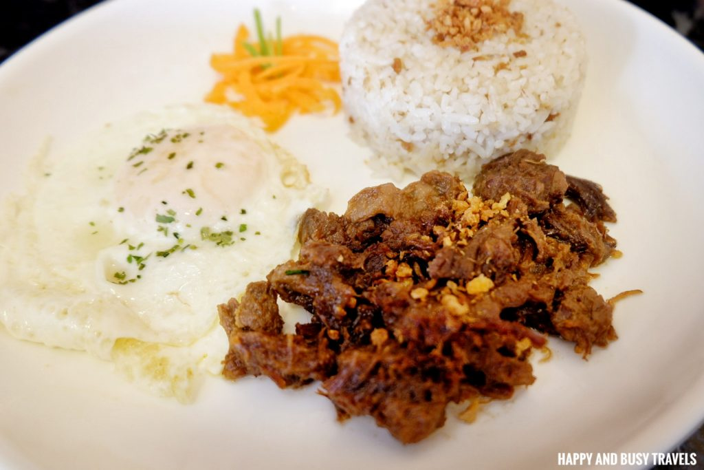 tapsilog AndrewZ Cafe - Happy and Busy Travels Silang Cavite Where to eat in Cavite