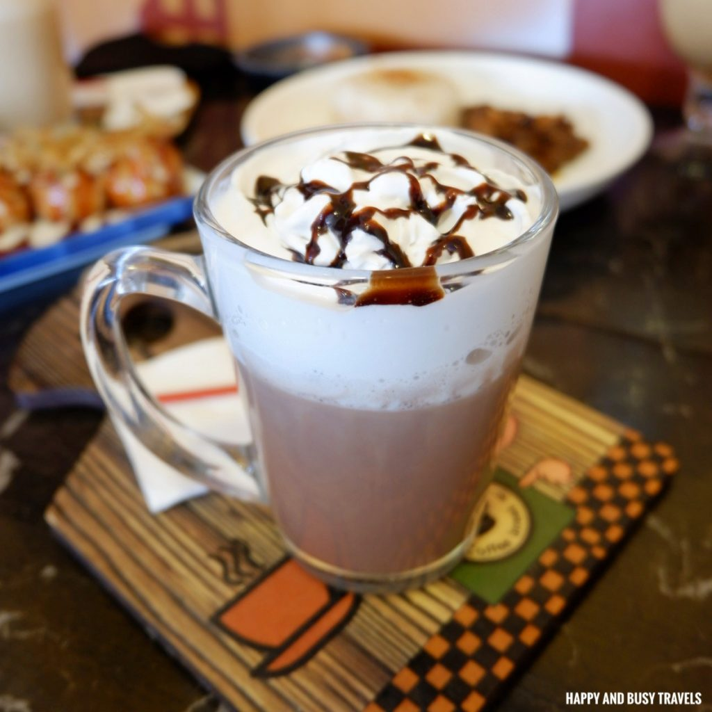 hot chocolate AndrewZ Cafe - Happy and Busy Travels Silang Cavite Where to eat in Cavite