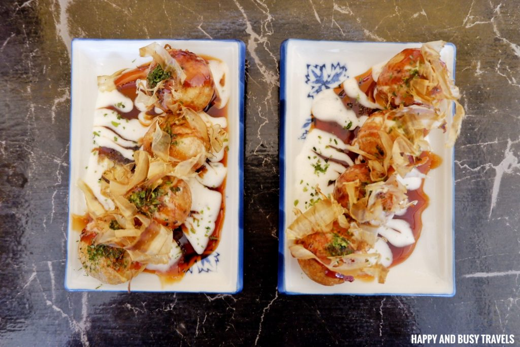 takoyaki AndrewZ Cafe - Happy and Busy Travels Silang Cavite Where to eat in Cavite