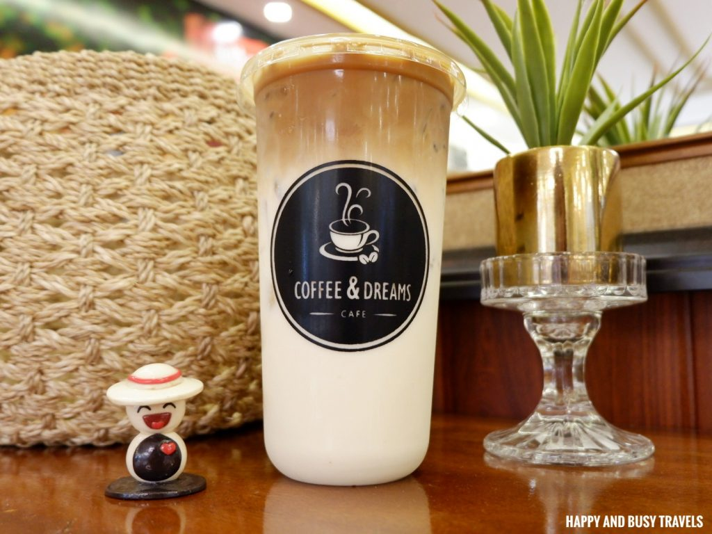 Spanish Latte Coffee and Dreams Tagaytay - Happy and Busy Travels Where to eat in Tagaytay