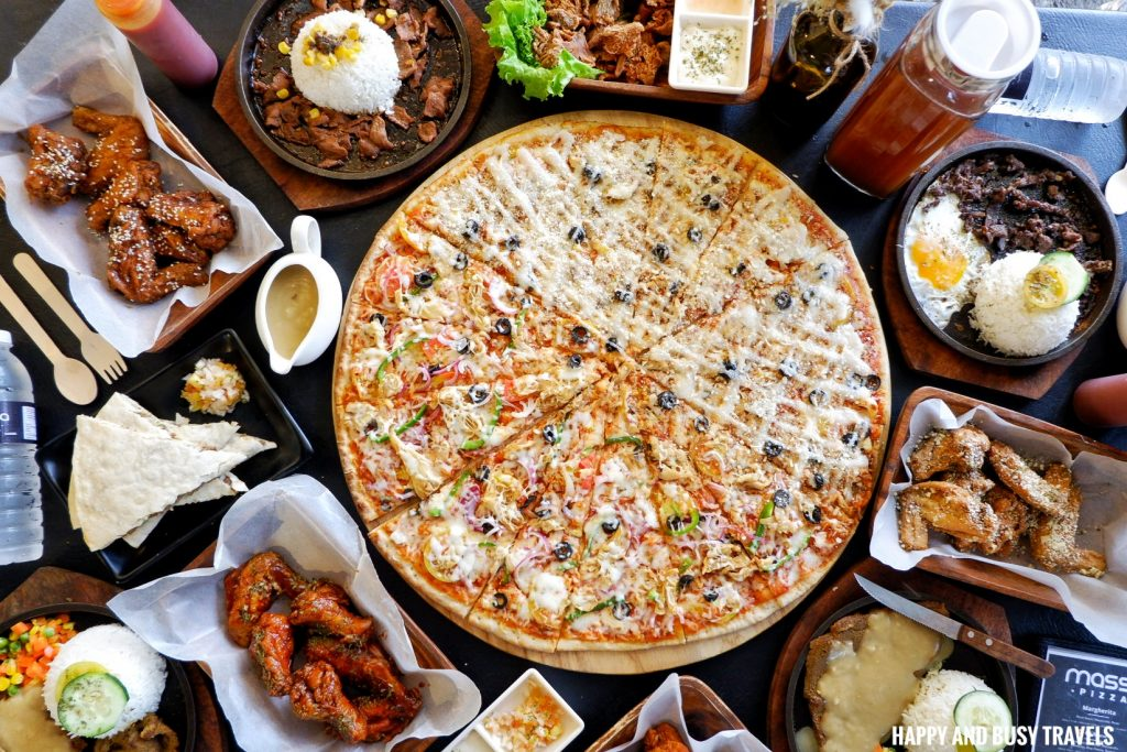 food Massa Pizza Dasmarinas Cavite - Happy and Busy Travels