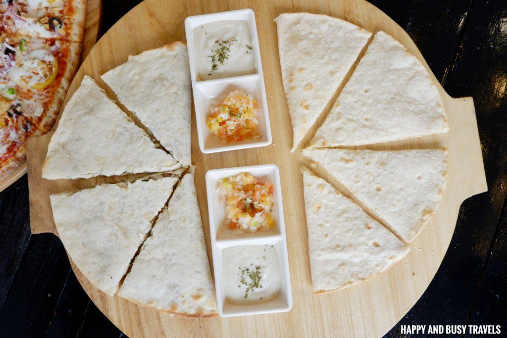 quesadilla Massa Pizza Dasmarinas Cavite - Happy and Busy Travels