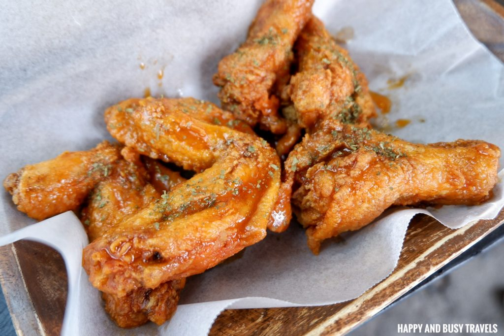 Classic Buffalo Wings Massa Pizza Dasmarinas Cavite - Happy and Busy Travels where to eat in dasmarinas cavite