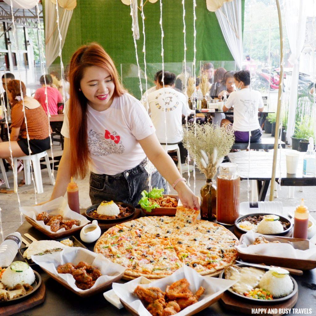 Massa Pizza Dasmarinas Cavite - Happy and Busy Travels where to eat in dasma cavite