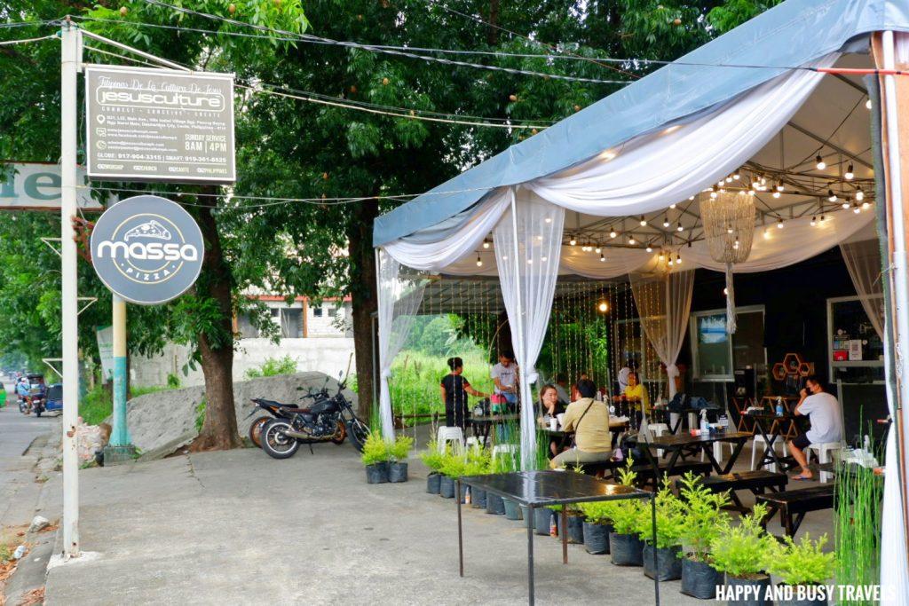 Massa Pizza Dasmarinas Cavite - Happy and Busy Travels where to eat in dasmarinas cavite
