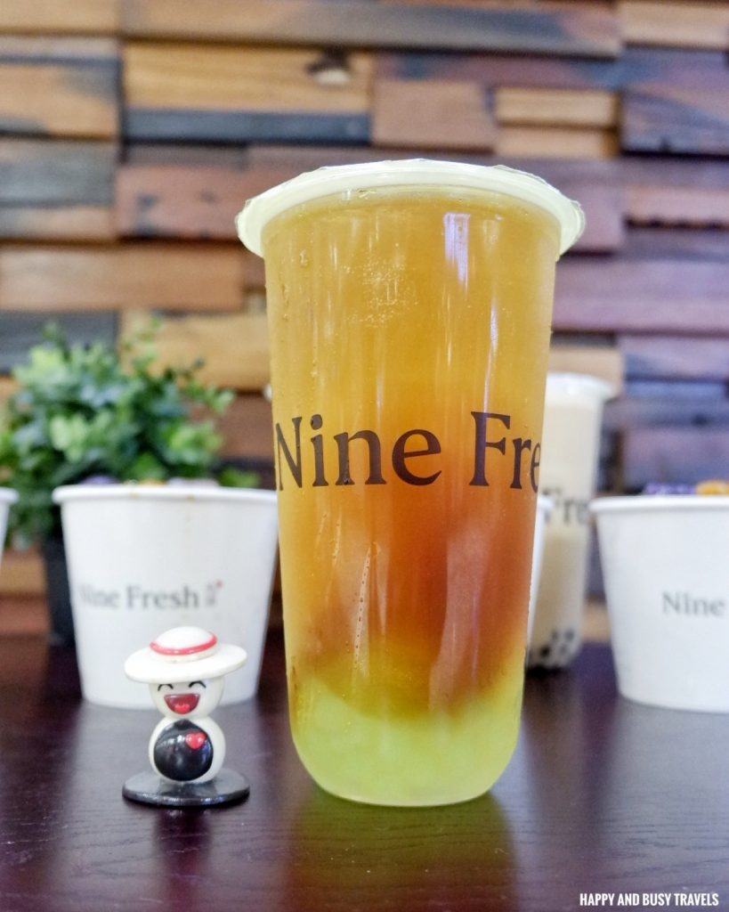 Spring Green Tea Nine Fresh SM Southmall - Happy and Busy Travels