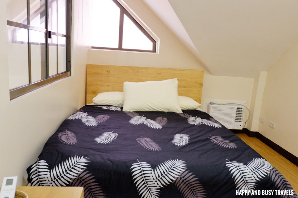 second room Rafanya Sanctuary - Happy and Busy Travels Where to stay in Tagaytay Condo Unit Wellington Courtyard